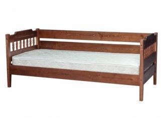 Кровать сосна с тремя спинками - Мебельная фабрика «ТРИАЛ и К»