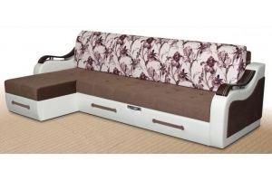 Угловой диван Лидер 7 - Мебельная фабрика «Фаворит»