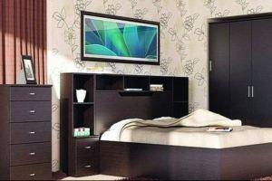 Спальный гарнитур Атланта - Мебельная фабрика «Регина»