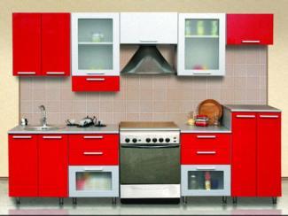 кухня прямая Мери - 2 - Мебельная фабрика «Регина»