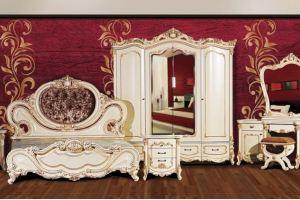 Новый спальный гарнитур Элиза - Мебельная фабрика «Кубань-мебель»