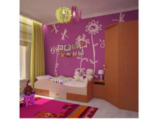 Кровать детская с ящиками Волна - Мебельная фабрика «БиГ»