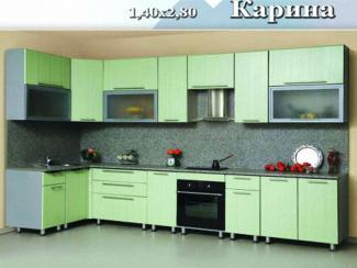 кухня угловая Карина - Мебельная фабрика «Регина»