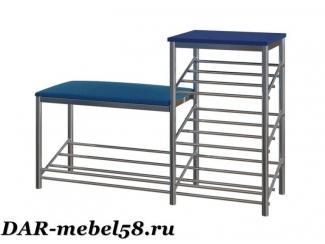 Обувница 1000 мм - Мебельная фабрика «Д.А.Р. Мебель»