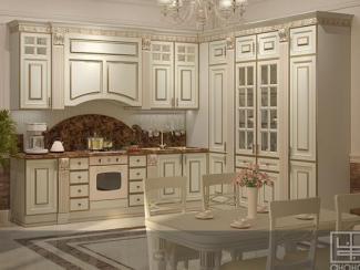 Кухня угловая Лаура - Мебельная фабрика «Анонс»
