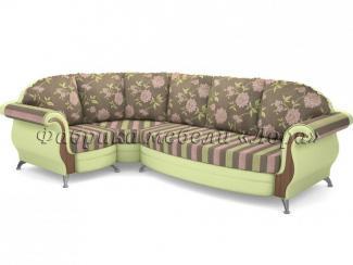 Угловой диван Восток - Мебельная фабрика «Лора»