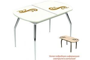 Стол обеденный Ривьера рисунок - Мебельная фабрика «Аврора»