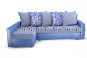 Угловой диван Плаза - Мебельная фабрика «Лора»