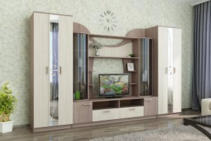 Гостиная Премьер - Мебельная фабрика «Линаура»