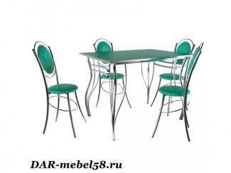 Обеденная зона 4 - Мебельная фабрика «Д.А.Р. Мебель»