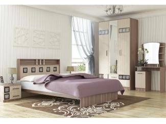 Модульная мебель для спальни Коста-Рика - Мебельная фабрика «Линаура»