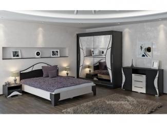 Спальня модульная Верона - Мебельная фабрика «Линаура»