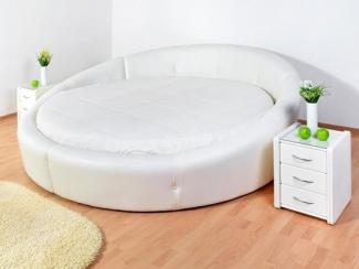 Кровать круглая Иордана - Мебельная фабрика «Архитектория»