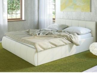Кровать двойная Афина - Мебельная фабрика «Нижегородмебель и К (НиК)»