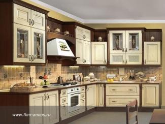 Кухня угловая Позитано - Мебельная фабрика «Анонс»