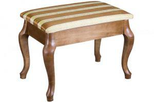 Банкетка Ретро с ящиком средне-коричневый - Мебельная фабрика «Мебелик»