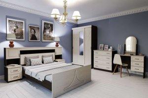 Спальный гарнитур Бася 3 - Мебельная фабрика «Д.А.Р. Мебель»
