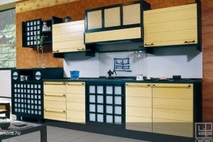 Кухня Олса прямая - Мебельная фабрика «Анонс»