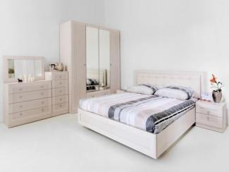 Спальня модульная Виктория - Мебельная фабрика «Стайлинг»
