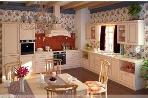 Кухня Каролина  (за 1 м.п. без учета скидок) - Мебельная фабрика «Бобр»