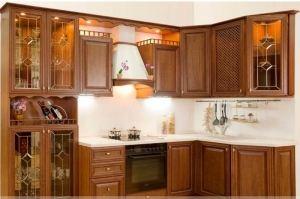 Кухня Классика Люкс (за 1 м.п. без учета скидок) - Мебельная фабрика «Бобр»