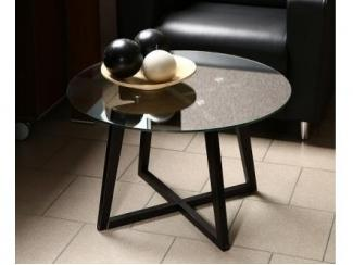 Стол журнальный Рилле 445 венге - Мебельная фабрика «Мебелик»