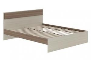 Кровать с накладкой Амели - Мебельная фабрика «Комодофф»
