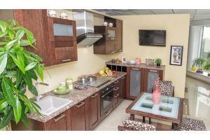 Кухня Квадро Престиж (за 1 м.п. без учета скидок) - Мебельная фабрика «Бобр»