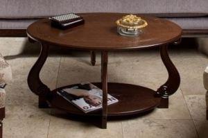 Стол журнальный Овация М коричневый - Мебельная фабрика «Мебелик»
