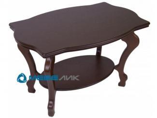 Стол журнальный Берже 1 коричневый - Мебельная фабрика «Мебелик»