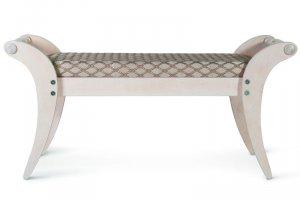 Банкетка Тифани белый ясень - Мебельная фабрика «Мебелик»