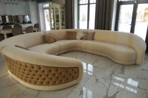 Угловой П-образный диван Хельмут - Мебельная фабрика «ИСТЕЛИО»