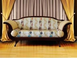 Диван Престиж трехместный - Мебельная фабрика «Флоренция»