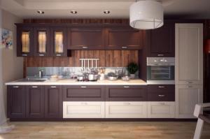 Кухня Катрин (за 1 м.п. без учета скидок) - Мебельная фабрика «Бобр»