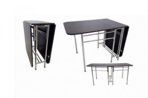 Стол кухонный Книжка 2 хром - Мебельная фабрика «Мир Стульев»