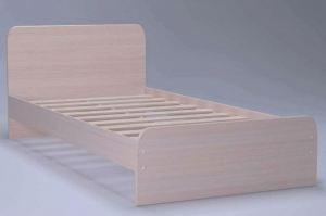 Кровать с округлыми спинками Амели - Мебельная фабрика «Комодофф»