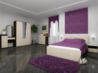 Спальный гарнитур Натали - Мебельная фабрика «Комодофф»