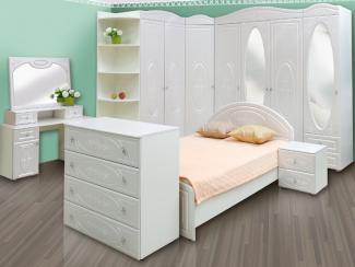 Спальный гарнитур Классика - Мебельная фабрика «Комодофф»