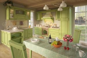 Кухня Венеция (за 1 м.п. без учета скидок) - Мебельная фабрика «Бобр»