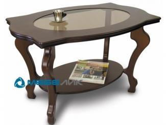 Стол журнальный Берже 1С - Мебельная фабрика «Мебелик»