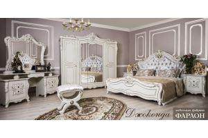 Спальня Джоконда 5  светлая - Мебельная фабрика «Фараон»