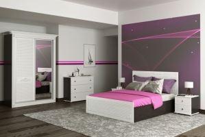 Спальня МДФ Верона - Мебельная фабрика «Комодофф»