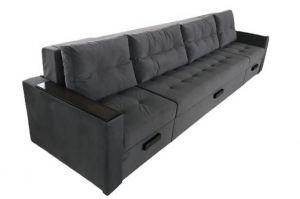 Диван Денвер с двумя оттоманками - Мебельная фабрика «SOFT ART»