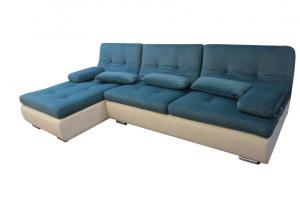 Диван Marsel с оттоманкой - Мебельная фабрика «Malitta»