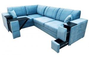 Диван Портленд угловой - Мебельная фабрика «SOFT ART»