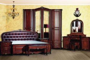 Модульная Спальня Виченца Орех - Мебельная фабрика «Кубань-Мебель»