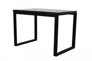 Стол Saen 5 крашенный металлокаркас - Мебельная фабрика «Мир Стульев»