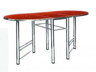 Стол кухонный Книжка хром - Мебельная фабрика «Мир Стульев»