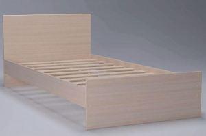 Кровать без накладки  Амели - Мебельная фабрика «Комодофф»