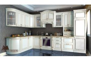 Модульная угловая кухня Деметра - Мебельная фабрика «Кубань-Мебель»